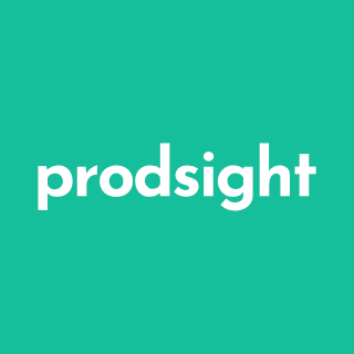 Prodsight - Automated Topic & Sentiment Analytics